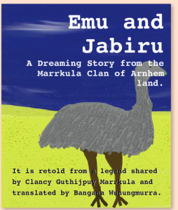 emu and Jabiru